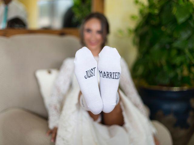 La boda de José  y Conchi  en La Granja, Islas Baleares 2