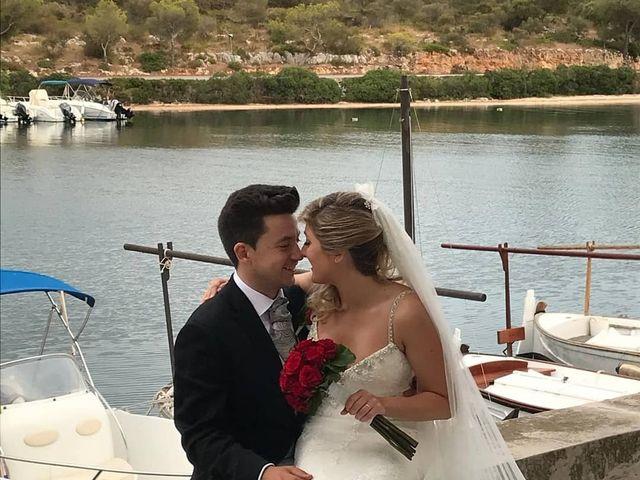 La boda de Cristian  y Mar en Felanitx, Islas Baleares 7
