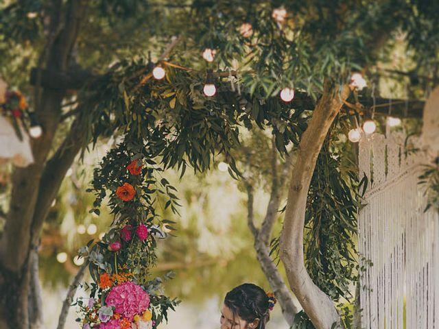 La boda de Guille y Ana en San Miguel De Salinas, Alicante 37