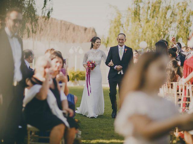 La boda de Guille y Ana en San Miguel De Salinas, Alicante 64