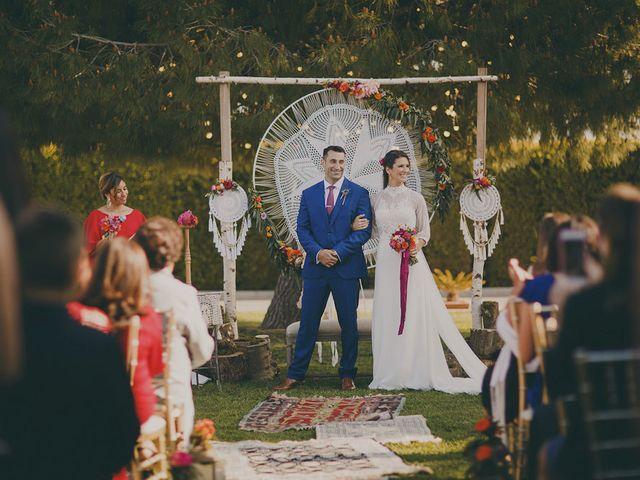 La boda de Guille y Ana en San Miguel De Salinas, Alicante 67
