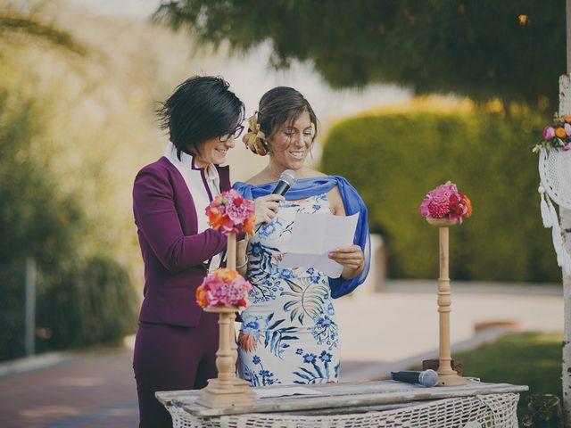 La boda de Guille y Ana en San Miguel De Salinas, Alicante 71
