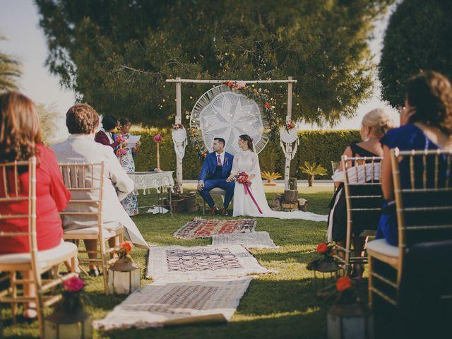 La boda de Guille y Ana en San Miguel De Salinas, Alicante 72