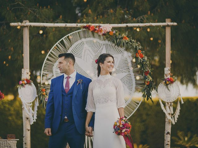 La boda de Guille y Ana en San Miguel De Salinas, Alicante 77
