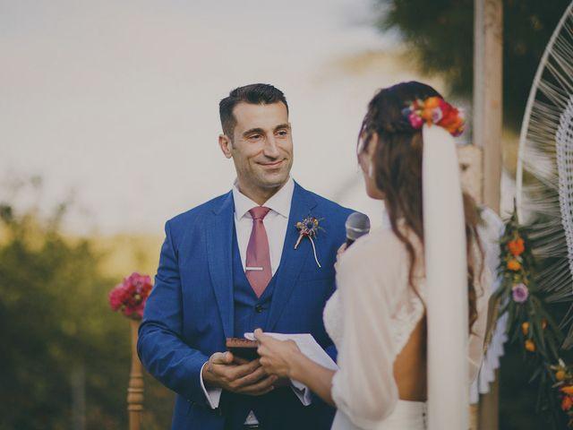 La boda de Guille y Ana en San Miguel De Salinas, Alicante 78