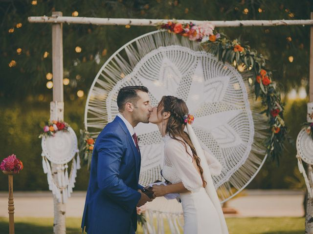 La boda de Guille y Ana en San Miguel De Salinas, Alicante 81