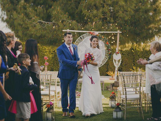 La boda de Guille y Ana en San Miguel De Salinas, Alicante 84