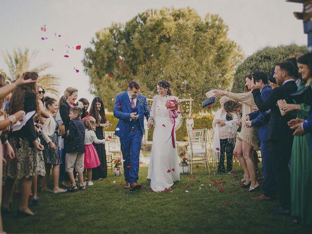 La boda de Guille y Ana en San Miguel De Salinas, Alicante 85