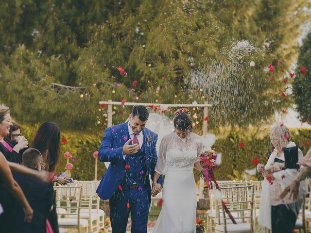 La boda de Guille y Ana en San Miguel De Salinas, Alicante 86