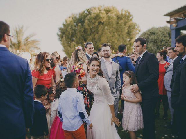 La boda de Guille y Ana en San Miguel De Salinas, Alicante 89