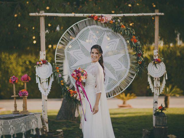 La boda de Guille y Ana en San Miguel De Salinas, Alicante 93