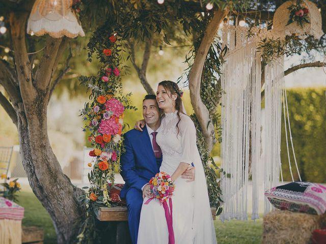La boda de Guille y Ana en San Miguel De Salinas, Alicante 98