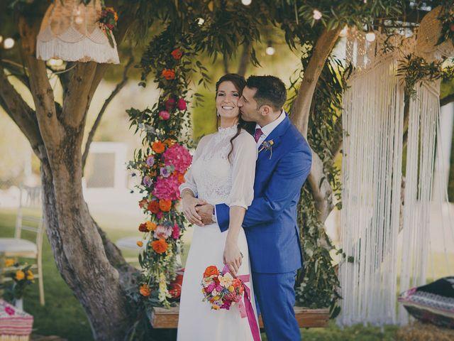 La boda de Guille y Ana en San Miguel De Salinas, Alicante 99