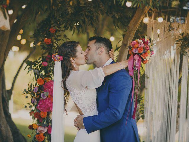 La boda de Guille y Ana en San Miguel De Salinas, Alicante 101