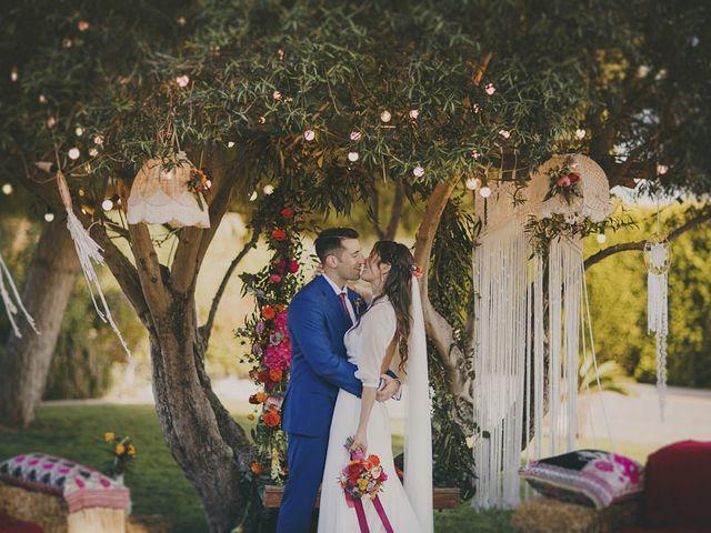 La boda de Guille y Ana en San Miguel De Salinas, Alicante 103