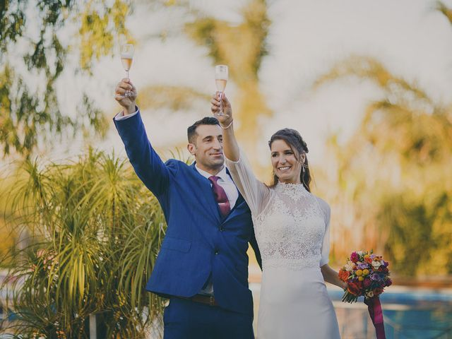 La boda de Guille y Ana en San Miguel De Salinas, Alicante 110