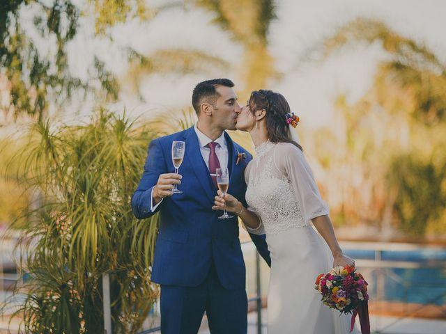 La boda de Guille y Ana en San Miguel De Salinas, Alicante 112