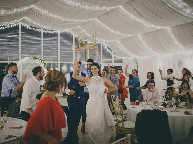 La boda de Guille y Ana en San Miguel De Salinas, Alicante 139