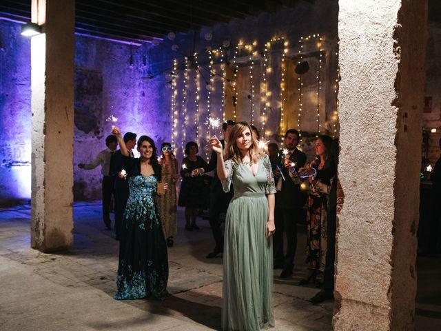 La boda de Sergio y Mariana en Otero De Herreros, Segovia 19