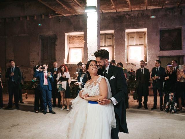 La boda de Sergio y Mariana en Otero De Herreros, Segovia 20