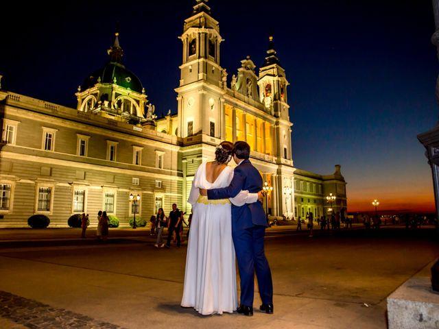 La boda de Rocío y Rafa