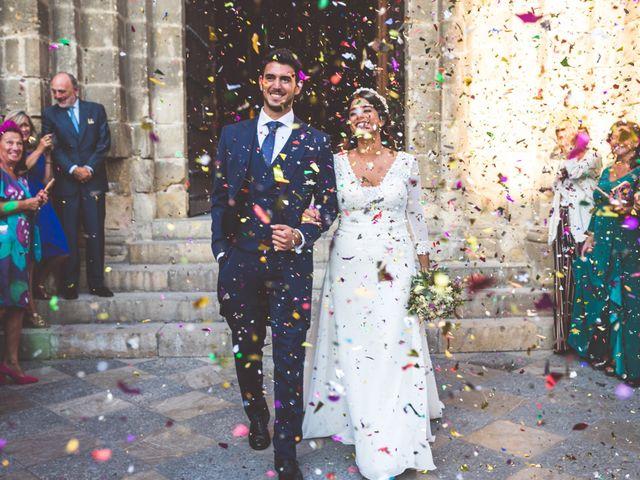 La boda de María Marín y Fernando