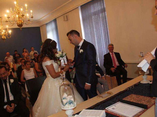 La boda de Iván y Aarati en Madrid, Madrid 1