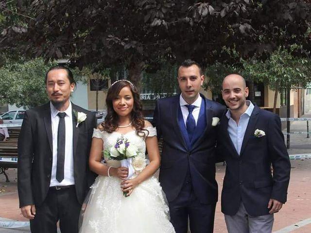 La boda de Iván y Aarati en Madrid, Madrid 8
