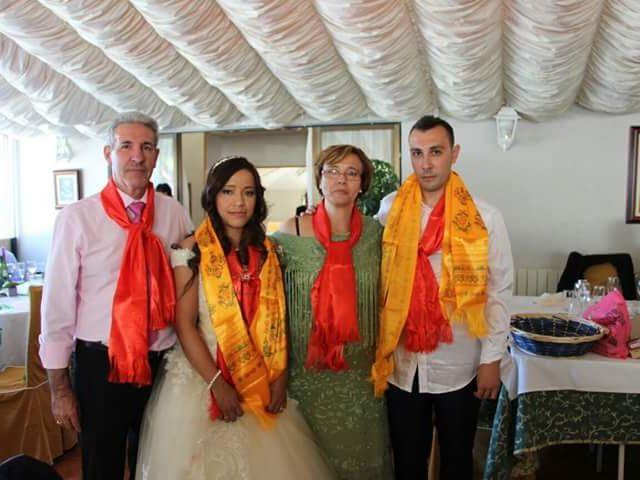 La boda de Iván y Aarati en Madrid, Madrid 15