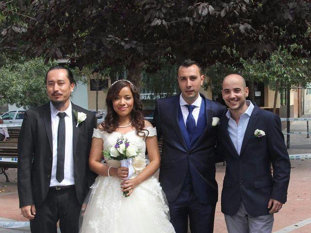 La boda de Iván y Aarati en Madrid, Madrid 17