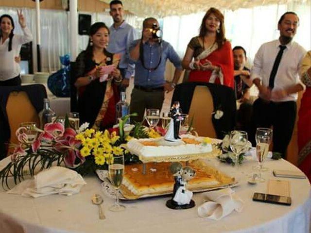 La boda de Iván y Aarati en Madrid, Madrid 20