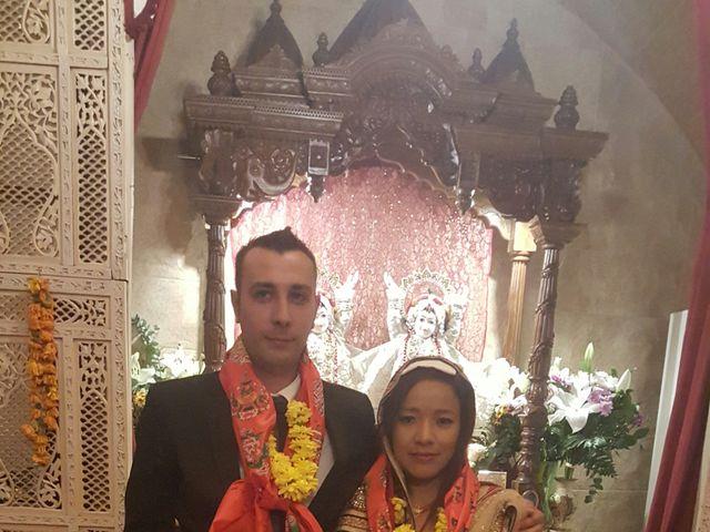 La boda de Iván y Aarati en Madrid, Madrid 25