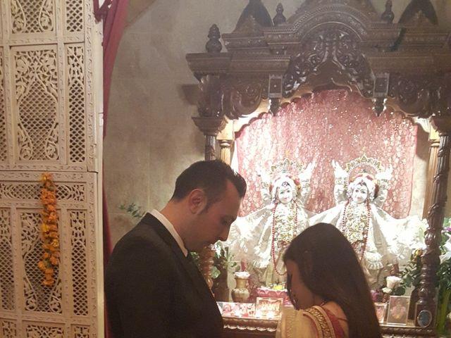 La boda de Iván y Aarati en Madrid, Madrid 31