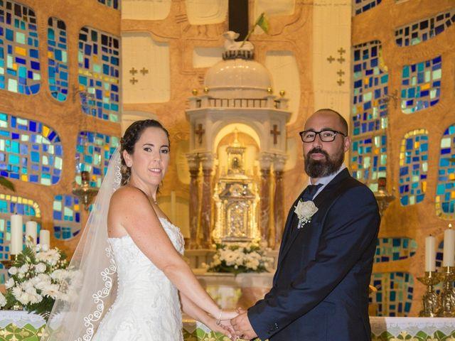 La boda de Alexandra y Jorge