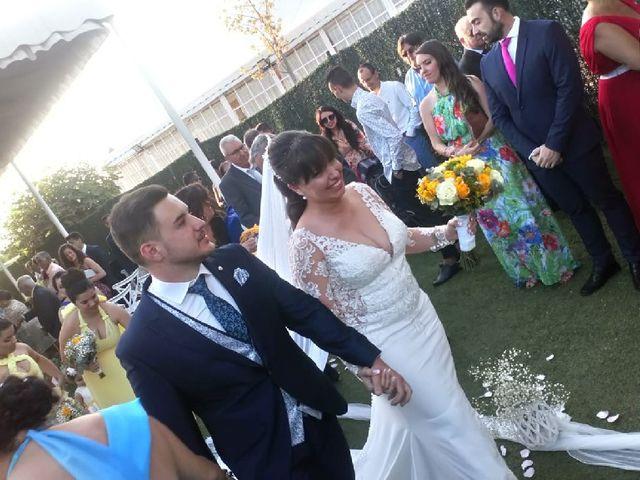 La boda de Manuel  y Mariluz en La Algaba, Sevilla 2