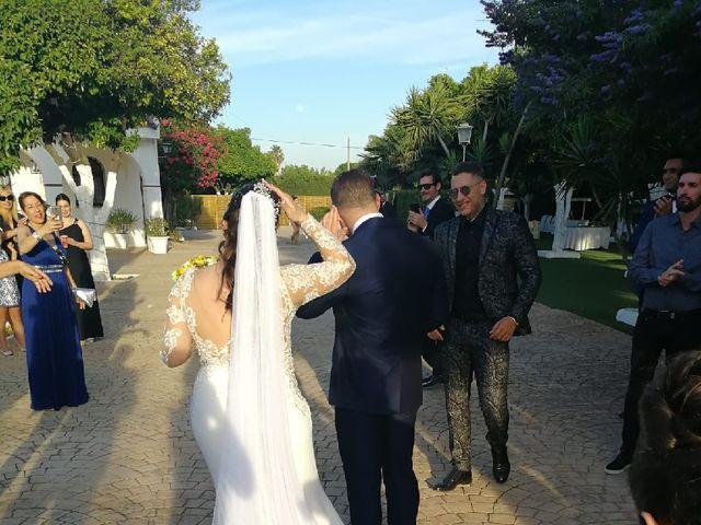 La boda de Manuel  y Mariluz en La Algaba, Sevilla 8