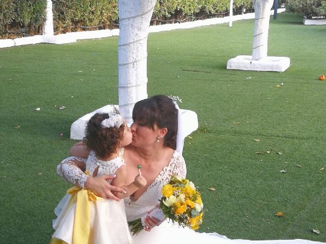 La boda de Manuel  y Mariluz en La Algaba, Sevilla 1