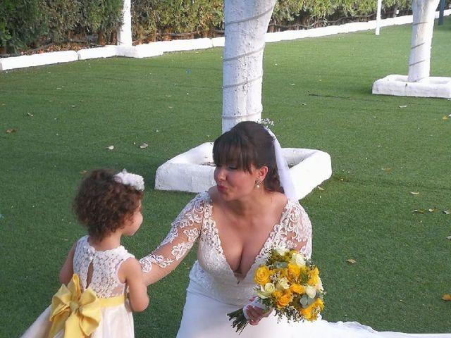La boda de Manuel  y Mariluz en La Algaba, Sevilla 10