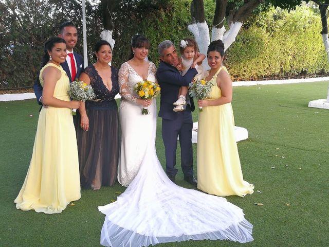 La boda de Manuel  y Mariluz en La Algaba, Sevilla 11