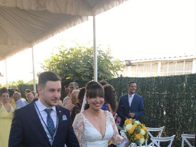 La boda de Manuel  y Mariluz en La Algaba, Sevilla 20