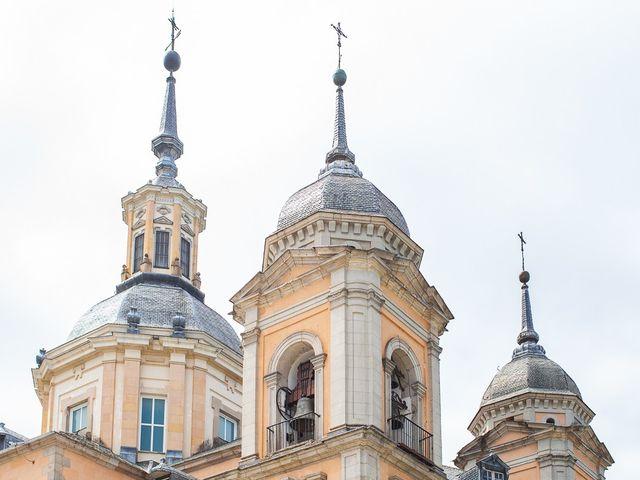 La boda de Pablo y Paloma en  La Granja de San Ildefonso, Segovia 41