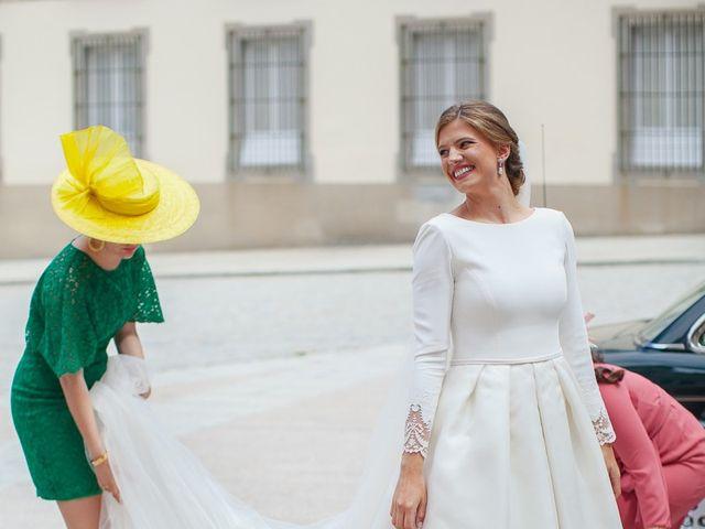 La boda de Pablo y Paloma en  La Granja de San Ildefonso, Segovia 49