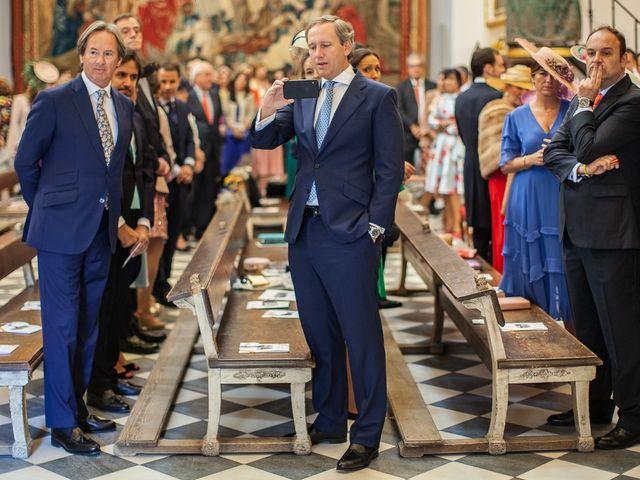 La boda de Pablo y Paloma en  La Granja de San Ildefonso, Segovia 52