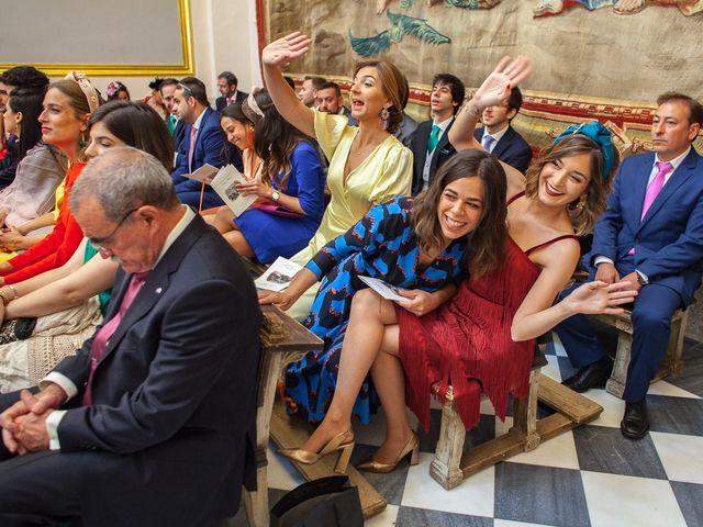 La boda de Pablo y Paloma en  La Granja de San Ildefonso, Segovia 59