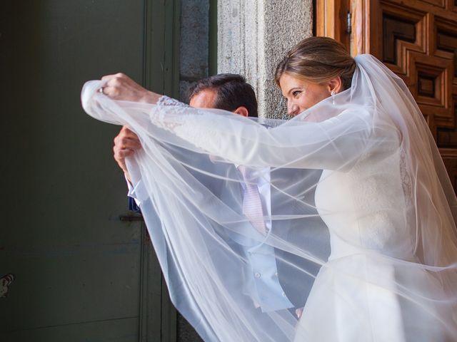 La boda de Pablo y Paloma en  La Granja de San Ildefonso, Segovia 62