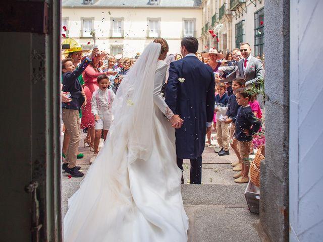 La boda de Pablo y Paloma en  La Granja de San Ildefonso, Segovia 64
