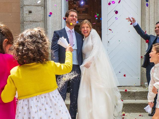 La boda de Pablo y Paloma en  La Granja de San Ildefonso, Segovia 1