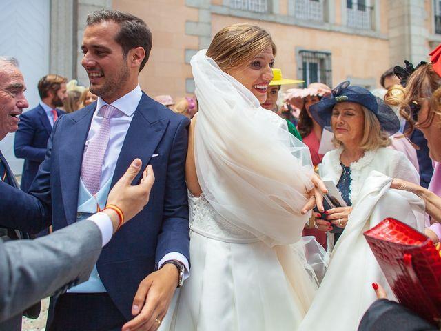 La boda de Pablo y Paloma en  La Granja de San Ildefonso, Segovia 65
