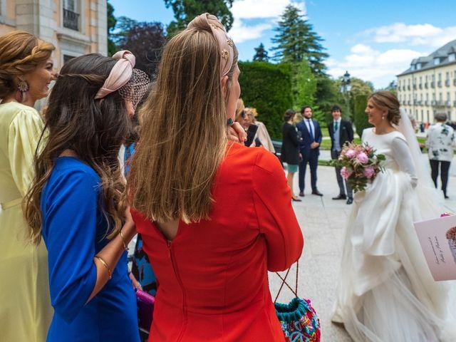 La boda de Pablo y Paloma en  La Granja de San Ildefonso, Segovia 68