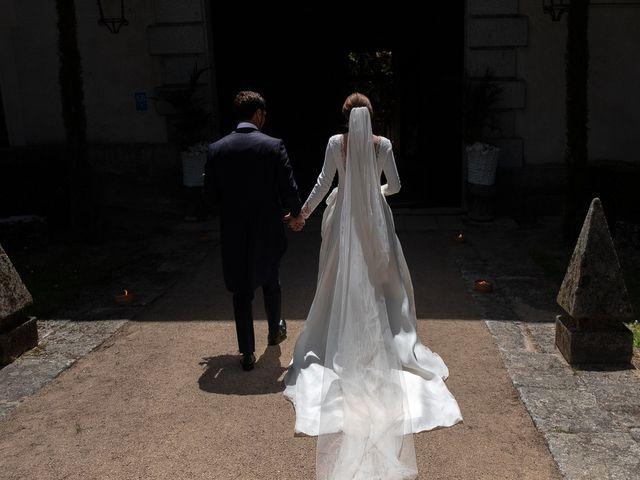 La boda de Pablo y Paloma en  La Granja de San Ildefonso, Segovia 80